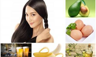 Cách làm mặt nạ cho tóc, khắc phục tình trạng chẻ ngọn