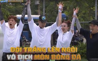 Running Man tập 3 mùa 2: Trường Giang chơi dơ ngang BB Trần